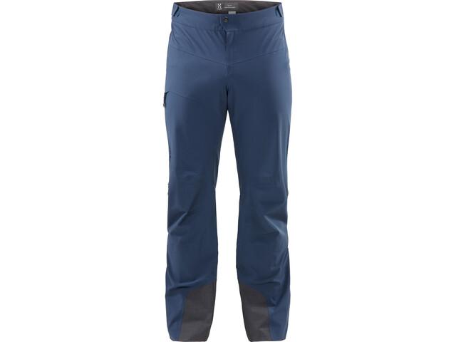 Haglöfs L.I.M Touring Proof Pantalones Hombre, tarn blue